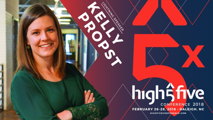 LARGEMOUTH'S VICE PRESIDENT TO SPEAK AT RALEIGH'S HIGH FIVE CONFERENCE