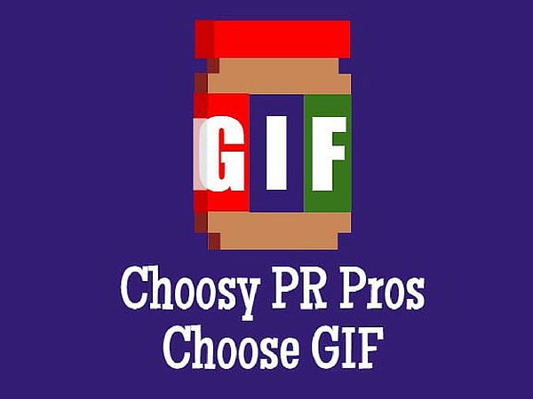 The GIF is a Game Changer for PR