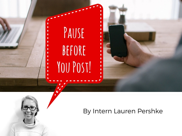 Pause Before You Post