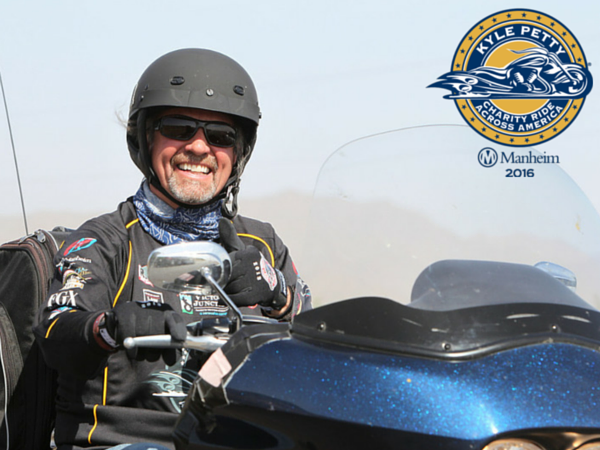 Largemouth Communications Revs Up Engagement for the Kyle Petty Charity Ride Across America