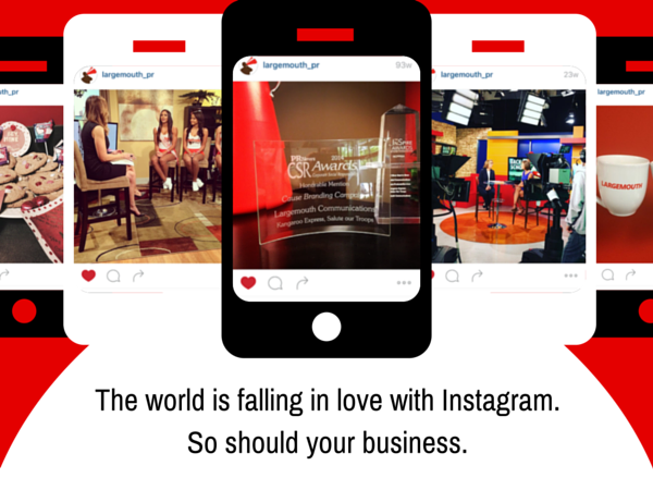 Playing Cupid: Why Instagram is the Perfect Match for Your Business