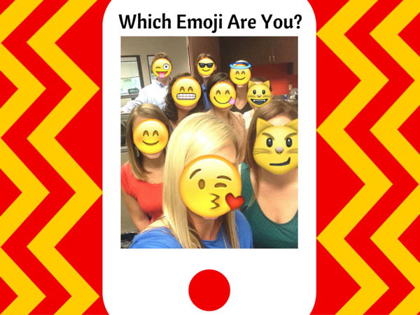 A Largemouth Snapchat Story: Which Emoji Are You?