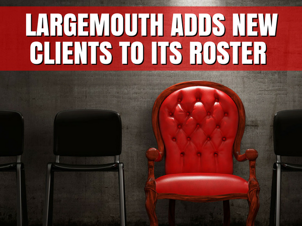 Largemouth Announces Slate of New Clients, All Based in North Carolina