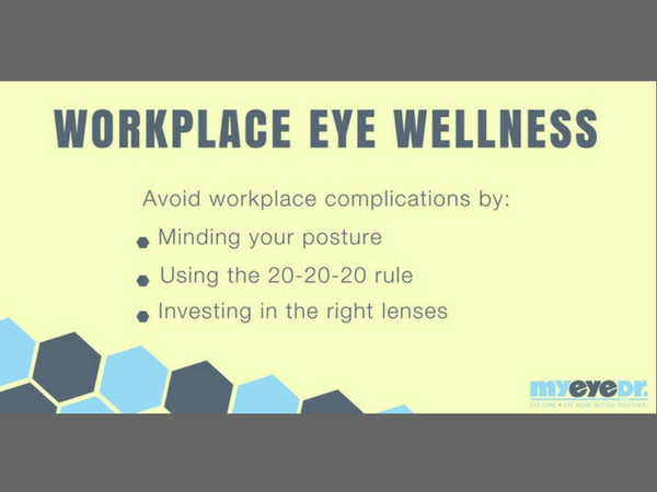 Keep Your Vision Sharp: Workplace Etiquette for your Eyes